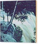 Gooseberry Falls - Minnesota Wood Print