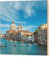 Gorgeous Venice Wood Print
