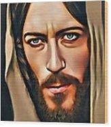 Got Jesus? Wood Print