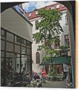 Goteberg Se 17 Wood Print