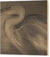 Grace II Wood Print