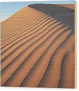 Grain Wood Print
