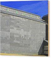 Grain Storage Wood Print