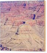 Gran Canyon 32 Wood Print