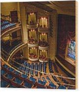 Grand 1894 Opera House - Galveston Wood Print