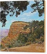 Grand Canyon - South Rim Wood Print