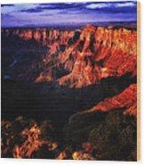 Grand Canyon 119 Wood Print