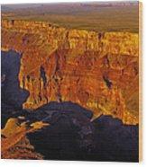 Grand Canyon 12 Wood Print