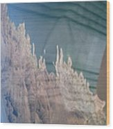 Grand Canyon - 121228 Wood Print by DC Photographer