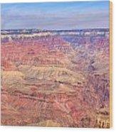Grand Canyon 24 Wood Print