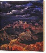 Grand Canyon 27 Wood Print