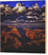Grand Canyon 36 Wood Print