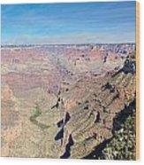 Grand Canyon 48 Wood Print