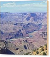 Grand Canyon 64 Wood Print by Will Borden