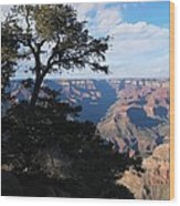 Grand Canyon Afternoon Wood Print