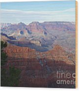 Grand Canyon Beauty Wood Print by Janice Sakry