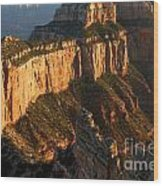 Grand Canyon Cape Royal Wood Print