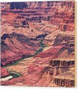 Grand Canyon Colorado Canyon Wood Print