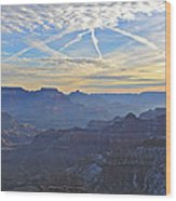 Grand Canyon Dawn 2 Wood Print