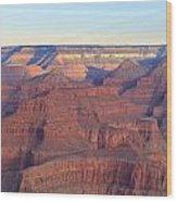 Grand Canyon Dawn 3 Wood Print