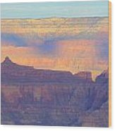 Grand Canyon Dawn 4 Wood Print