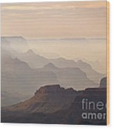 Grand Canyon From Lipan Point Wood Print by Alex Cassels
