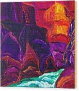 Grand Canyon II Wood Print