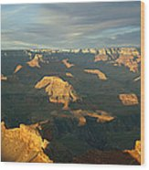 Grand Canyon National Park, Arizona, Usa Wood Print