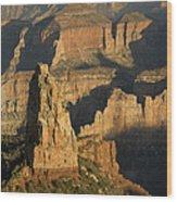 Grand Canyon North Rim Wood Print