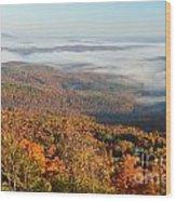 Grand Canyon Of Arkansas Wood Print