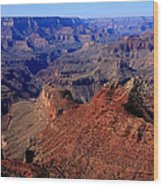 Grand Canyon, Arizona, America Wood Print