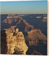 Grand Canyon Sunrise Two Wood Print