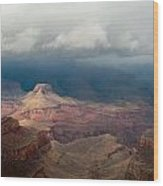 Grand Canyon Sunshine Wood Print