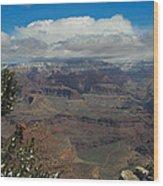 Grand Canyon View 7 Wood Print