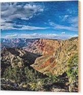 Grand Canyon Xxi Wood Print