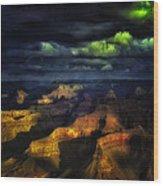 Grand Cayon 35 Wood Print