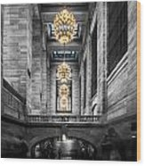 Grand Central Station IIi Ck Wood Print