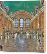 Grand Central Terminal IIi Wood Print