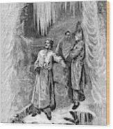 Grand Duke Alexis (1850-1908) Wood Print