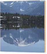 Grand Lake Co Mt Baldy Spring IIi Wood Print