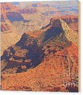 Grand Old Canyon Wood Print