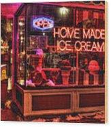 Grand Ole Creamery On Grand Avenue Wood Print