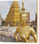 Grand Palace, Bangkok Wood Print