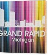 Grand Rapids Mi 2 Wood Print