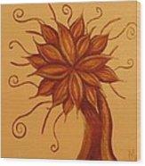Grandchild Wood Print