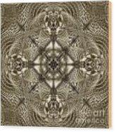 Grandma's Lace Wood Print