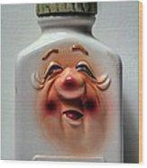 Grandpa's Pill Bottle II Wood Print