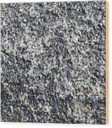 Granite Abstract Wood Print