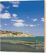 Granite Island South Australia Wood Print