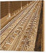 Grant Station Wood Print